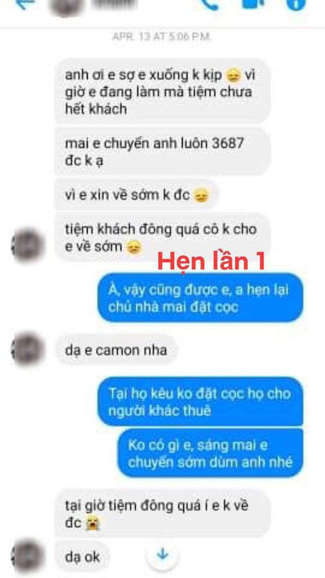 Nữ du học sinh Việt sinh năm 2001 bị tố lừa đảo hơn 350 triệu đồng, đòi lại tiền còn bị gia đình hăm doạ - Ảnh 2.