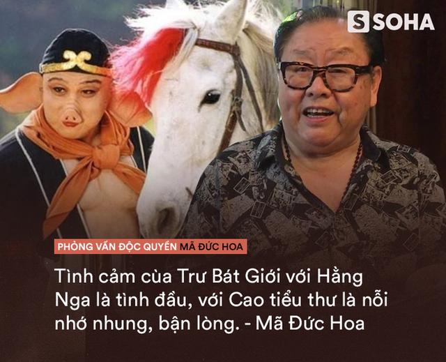 Trư Bát Giới yêu mỹ nữ nào nhất: Khán giả Việt hoàn toàn bất ngờ trước lý giải của Mã Đức Hoa - Ảnh 2.