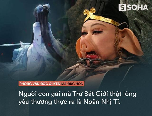 Trư Bát Giới yêu mỹ nữ nào nhất: Khán giả Việt hoàn toàn bất ngờ trước lý giải của Mã Đức Hoa - Ảnh 3.