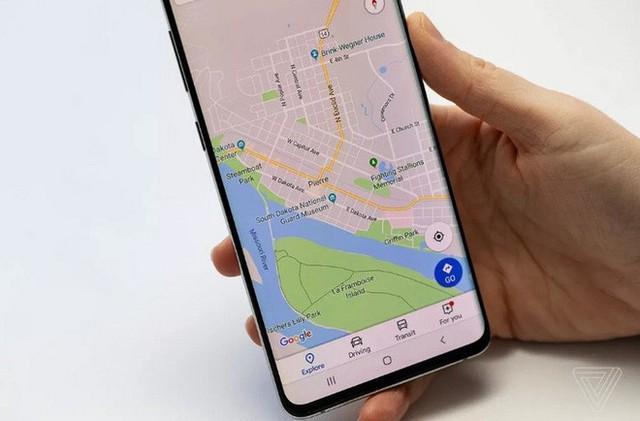 Google Maps đã có thể thông báo tốc độ của xe đang di chuyển trong thời gian thực - Ảnh 1.