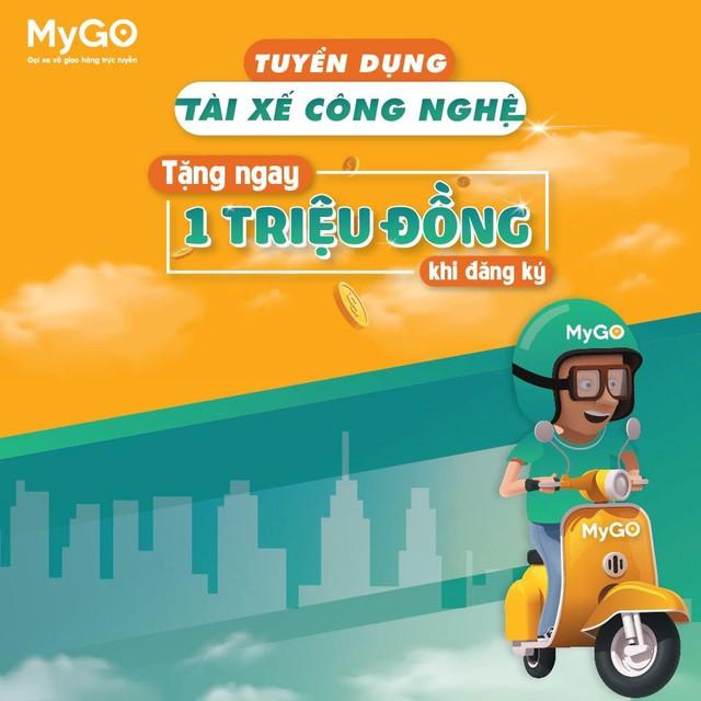 Viettel Post bất ngờ tung ứng dụng gọi xe MyGo, tương tự Grab, be, Go-Viet