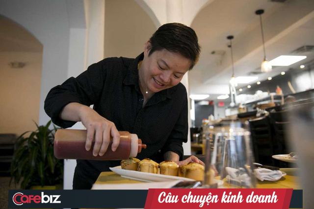 """Không được đào tạo bài bản, """"bẻ cong"""" quy tắc ẩm thực Việt, nữ chủ nhân nhà hàng thành danh trên đất Mỹ, xuất hiện trên chương trình ẩm thực nổi tiếng của Netflix - Ảnh 1."""