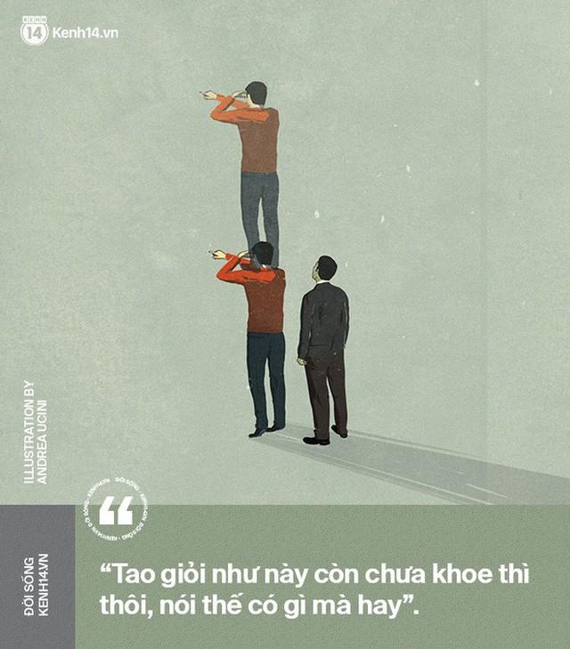 Tiếng Việt xấu xí nhất là khi được sử dụng như vũ khí để tấn công người khác - Ảnh 2.