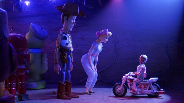 Toy Story 4 được khen ngợi tuyệt đối với 100% đánh giá tích cực trên Rotten Tomatoes - Ảnh 4.