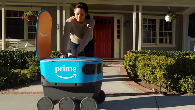 Amazon – Đế chế robot trong tương lai - Ảnh 5.