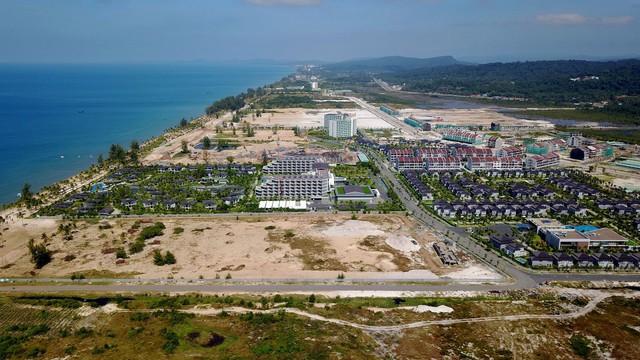 Kiên Giang yêu cầu ngăn chặn bong bóng bất động sản ở Phú Quốc - Ảnh 1.