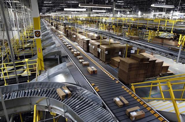 Amazon – Đế chế robot trong tương lai - Ảnh 6.