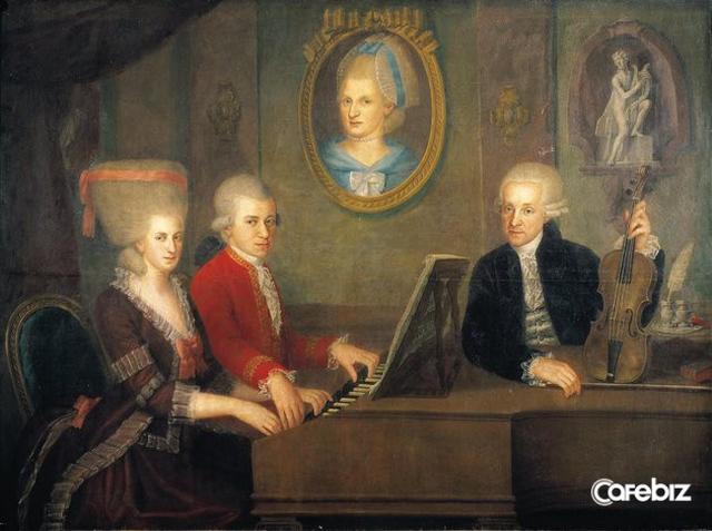Bí ẩn gây shock: Không phải Mozart, đây mới chính là thiên tài đứng sau những tác phẩm nghệ thuật kinh điển của ông? - Ảnh 2.