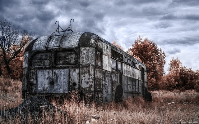 Từ vùng đất ma không ai dám bén mảng, nhà máy điện hạt nhân Chernobyl bỗng hóa xứ sở thần tiên đẹp lịm tim qua lăng kính của nhiếp ảnh gia - Ảnh 26.