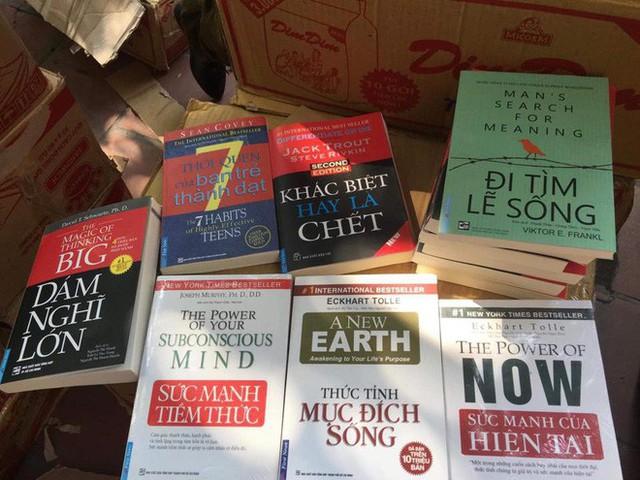 Hạt Giống Tâm Hồn và hàng loạt sách bị in lậu: First News tuyên bố buộc phải chiến đấu! - Ảnh 5.