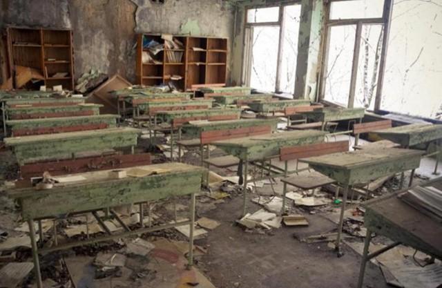 Từ vùng đất ma không ai dám bén mảng, nhà máy điện hạt nhân Chernobyl bỗng hóa xứ sở thần tiên đẹp lịm tim qua lăng kính của nhiếp ảnh gia - Ảnh 6.