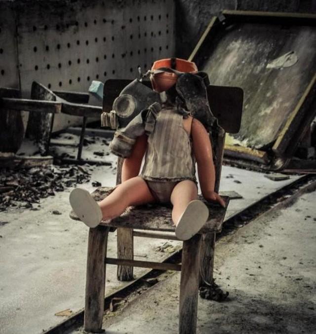 Từ vùng đất ma không ai dám bén mảng, nhà máy điện hạt nhân Chernobyl bỗng hóa xứ sở thần tiên đẹp lịm tim qua lăng kính của nhiếp ảnh gia - Ảnh 9.