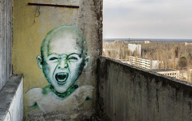 Từ vùng đất ma không ai dám bén mảng, nhà máy điện hạt nhân Chernobyl bỗng hóa xứ sở thần tiên đẹp lịm tim qua lăng kính của nhiếp ảnh gia - Ảnh 10.