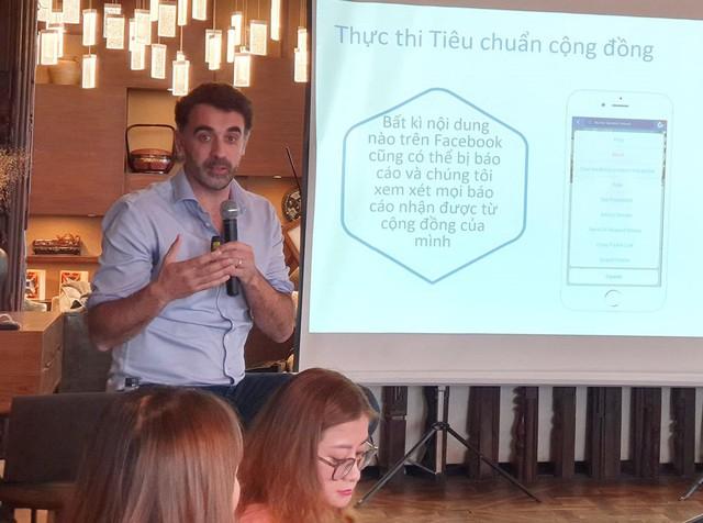 Facebook: Nội dung vi phạm pháp luật Việt Nam sẽ bị ẩn đi - Ảnh 1.