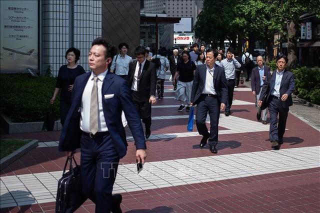 Tỷ lệ người trong độ tuổi lao động của Nhật Bản thấp nhất thế giới - Ảnh 1.