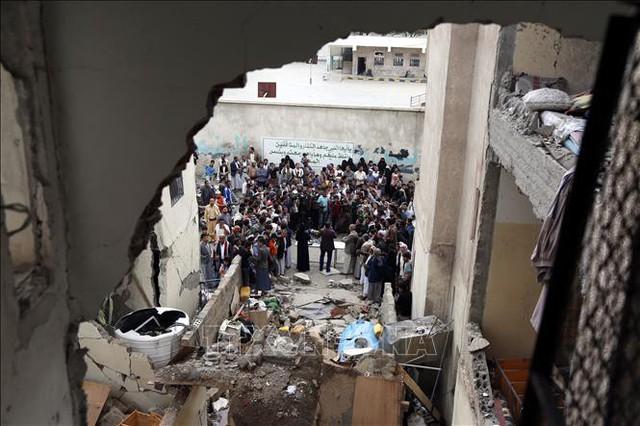 Ít nhất nửa triệu người sẽ thiệt mạng nếu cuộc chiến Yemen kéo dài tới năm 2022 - Ảnh 1.