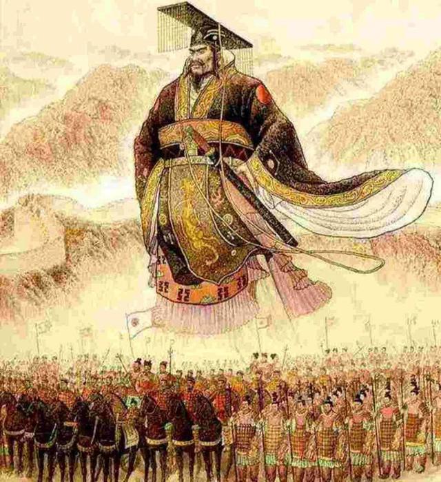Để Tần Thủy Hoàng lên ngôi hoàng đế, 5 nước này đã phải chết mãi mãi - Ảnh 1.