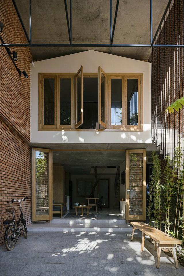 Ngôi nhà nhỏ trong ngôi nhà lớn tại Đà Nẵng trên báo ngoại - Ảnh 2.