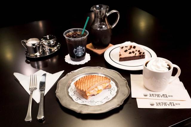 Nhật Bản chuyển từ thời Bình Thành sang Lệnh Hoà, Starbucks lột xác đến mức không ai nhận ra - Ảnh 5.