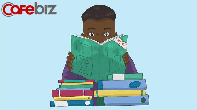 Đàn ông hiện đại muốn thành đạt phải đọc nhiều sách: Tối thiểu đọc mỗi ngày 20 trang, mỗi năm đọc 30 cuốn sách - Ảnh 2.