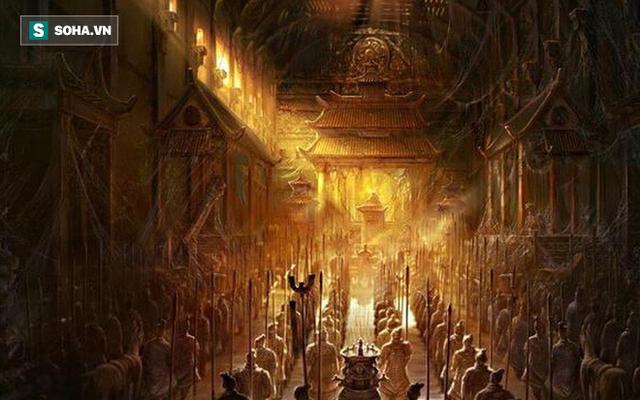 Bí mật lăng mộ Tần Thùy Hoàng: Có lời nguyền liên quan đến việc đoạt mạng Hạng Võ - Ảnh 1.