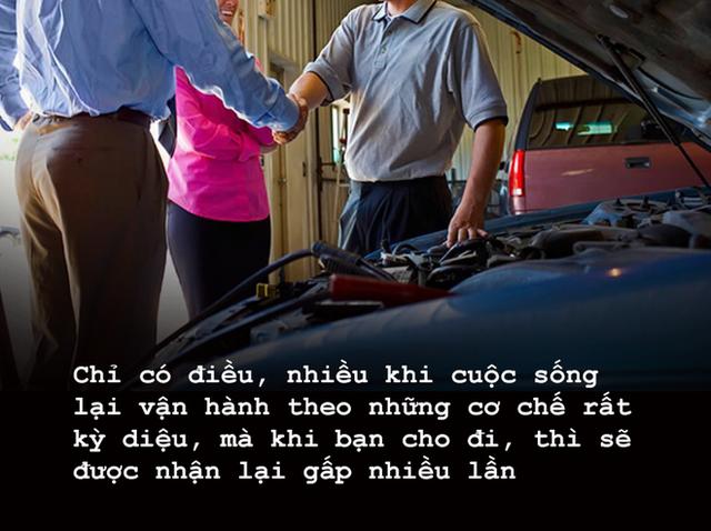 Đi phỏng vấn gặp người hỏng xe, người đàn ông có quyết định lạ đời và nhận kết cục như ý - Ảnh 3.