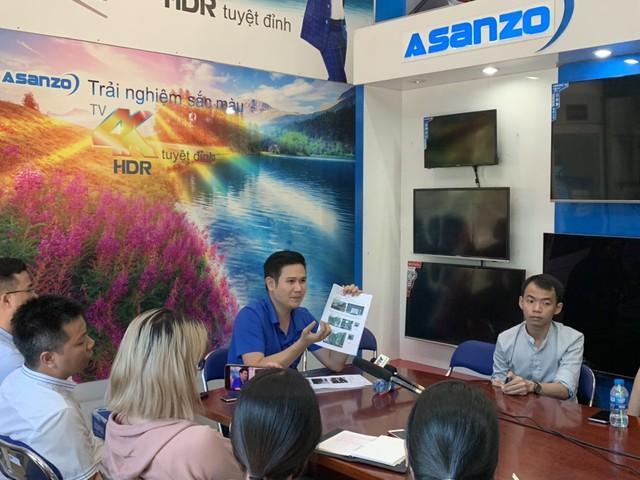 Asanzo nói gì trước cáo buộc Cạo tem Trung Quốc, dán tem Việt Nam? - Ảnh 3.