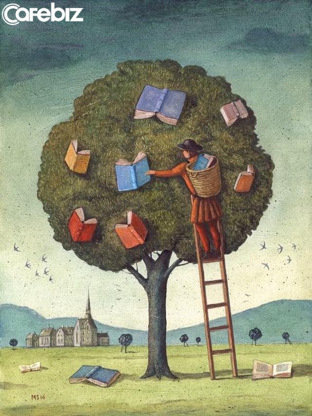5 điều quý báu tôi học được nhờ đọc 50 cuốn sách trong một năm: Tiền kiếm được sẽ chẳng là gì nếu không biết tiết kiệm - Ảnh 1.