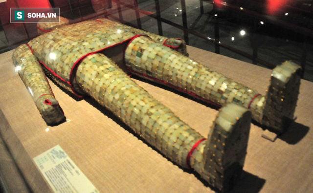 Kho báu vô giá trong cổ mộ hơn 2000 năm tuổi: Mộ tặc không dám đụng đến, vì sao? - Ảnh 1.