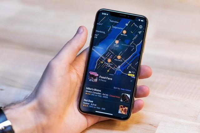 Cận cảnh iOS 13 Public Beta: Giao diện Dark Mode, ứng dụng Apple Maps và Reminder hoàn toàn mới, bàn phím vuốt - Ảnh 5.