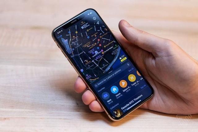 Cận cảnh iOS 13 Public Beta: Giao diện Dark Mode, ứng dụng Apple Maps và Reminder hoàn toàn mới, bàn phím vuốt - Ảnh 6.