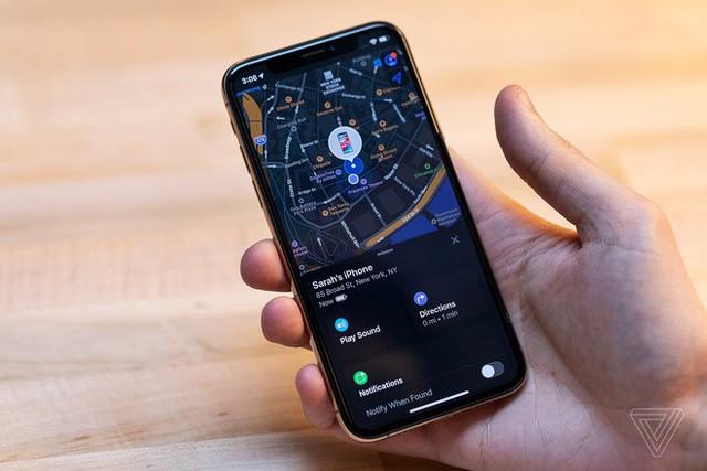 Cận cảnh iOS 13 Public Beta: Giao diện Dark Mode, ứng dụng Apple Maps và Reminder hoàn toàn mới, bàn phím vuốt - Ảnh 9.