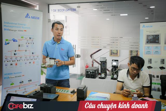 4.0 được tôn vinh ở mọi nơi, nhưng các nhà máy và phân xưởng Việt Nam hầu hết mới ở giai đoạn công nghệ từ 2.0 đến 3.0, rất hiếm có công nghệ 4.0 - Ảnh 1.