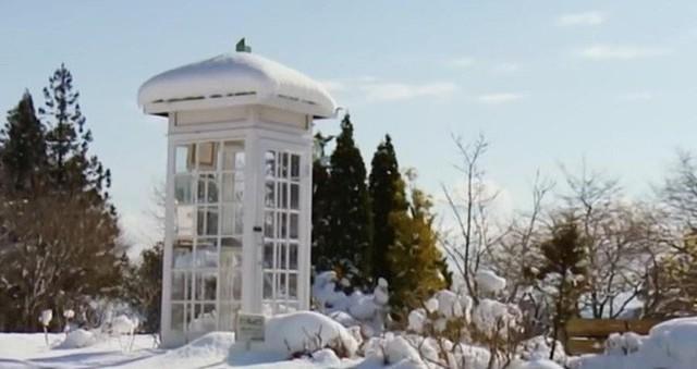 Câu chuyện về bốt điện thoại kỳ lạ nhất quả đất ở Nhật Bản: Nằm chơ vơ giữa vùng đất hoang vắng, là nơi để người sống liên lạc với người đã chết - Ảnh 10.
