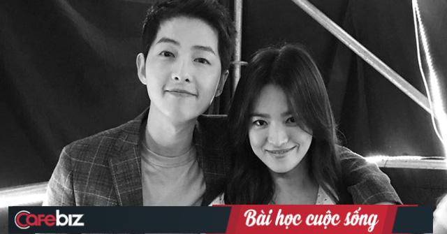 Chuyện ly hôn của cặp đôi Song Joong Ki - Song Hye Kyo: Tình yêu không là tất cả - Ảnh 5.