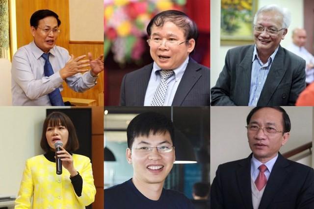 7 thành viên tham gia tổ tư vấn của Ủy ban quốc gia đổi mới giáo dục - Ảnh 1.
