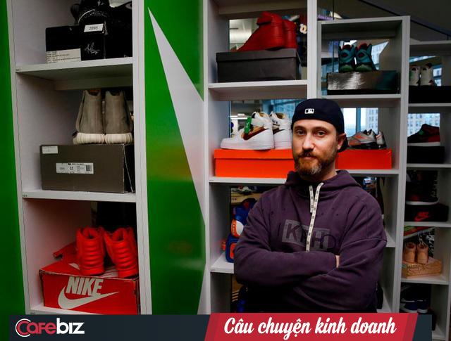 Bán giày thể thao online như giao dịch chứng khoán, kiểm tra đúng hàng auth mới gửi cho khách, một startup vừa đạt trạng thái kỳ lân - Ảnh 1.