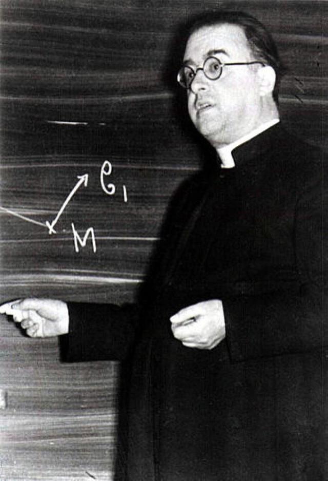 Georges Lemaitre - Nhà khoa học vĩ đại thế kỷ 20 đến Einstein cũng nể phục - Ảnh 1.
