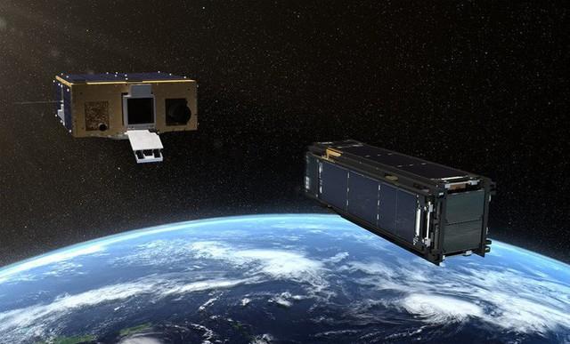 Ba nghiên cứu vừa đi theo tàu Falcon Heavy lên Vũ trụ sẽ thay đổi thế giới: buồm ánh sáng, nhiên liệu tên lửa sạch và đồng hồ nguyên tử - Ảnh 4.