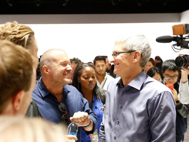 Những điều ít biết về giám đốc thiết kế huyền thoại của Apple - Ảnh 22.