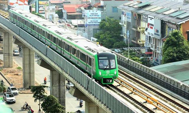 Bộ GTVT viện dẫn lý do dự án đường sắt Cát Linh - Hà Đông chậm trễ - Ảnh 1.