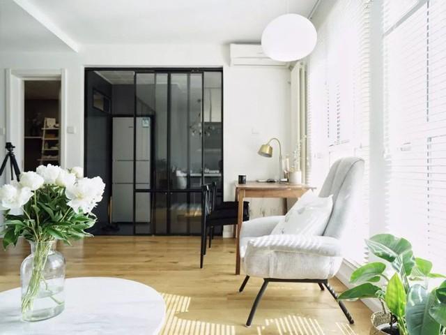 Căn hộ 48m² vô cùng ấn tượng với phong cách Scandinavia của cô gái độc thân - Ảnh 11.