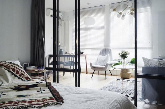 Căn hộ 48m² vô cùng ấn tượng với phong cách Scandinavia của cô gái độc thân - Ảnh 18.