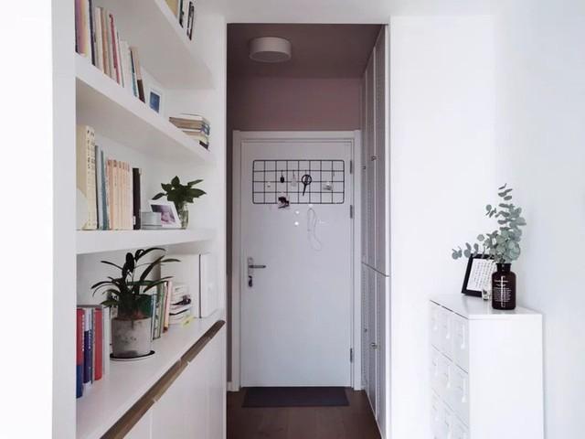 Căn hộ 48m² vô cùng ấn tượng với phong cách Scandinavia của cô gái độc thân - Ảnh 6.
