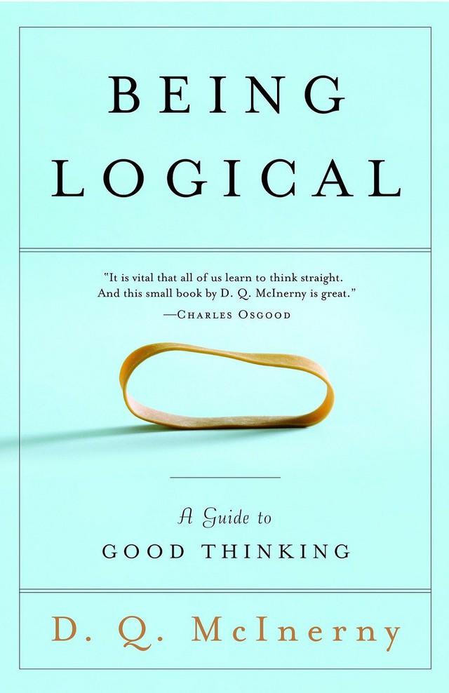 Những cuốn sách hay nhất về tư duy phản biện (P2) - Ảnh 1.