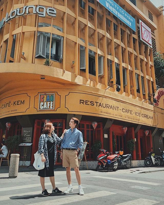 Nhìn lại những hình ảnh thân quen của Ciao Cafe Nguyễn Huệ trước khi biểu tượng này chính thức biến mất khỏi Sài Gòn - Ảnh 17.