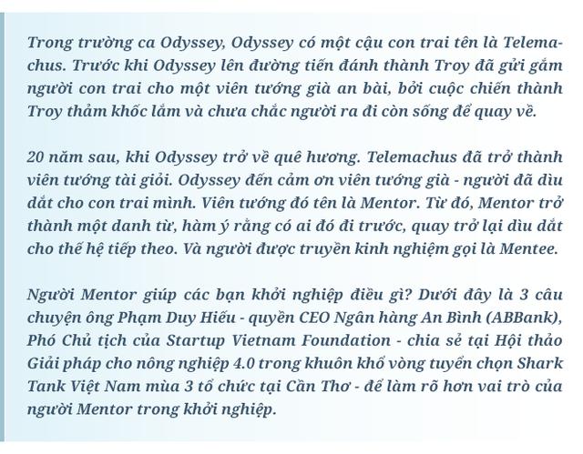 3 câu chuyện về người Mentor qua góc nhìn của lãnh đạo ABBank: Một tổ chức 2.700 con người thay đổi chỉ nhờ trả lời 3 câu hỏi! - Ảnh 1.
