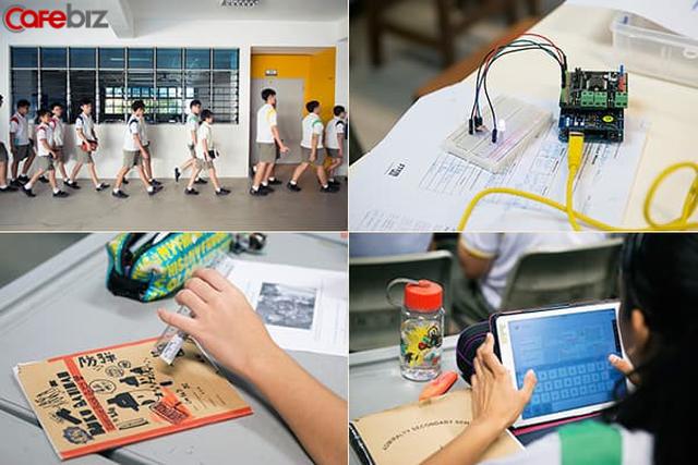 Trải nghiệm 1 ngày ở trường học tại Singapore để hiểu tại sao họ phát triển dù không có tài nguyên thiên nhiên - Ảnh 1.