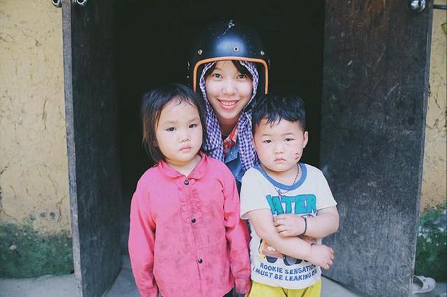 """Cuộc trò chuyện lúc nửa đêm với cô gái đi Hà Giang để """"gom về một vườn trẻ"""": Chỉ mong các em mãi giữ được sự thuần khiết như hoa như sương vùng đất này - Ảnh 3."""