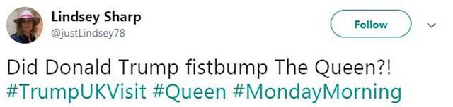 Lần thứ 2 gặp Nữ hoàng Anh, TT Trump lại khiến dân mạng dậy sóng vì cú bắt tay... chẳng giống ai? - Ảnh 4.
